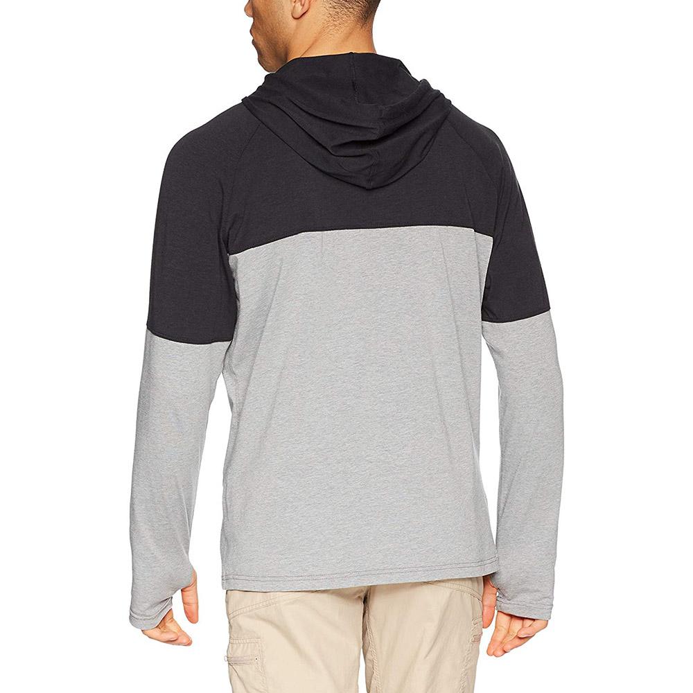 Черно - сив суичър с качулка Outdoor Research Fifth Force Hoody Charcoal Black