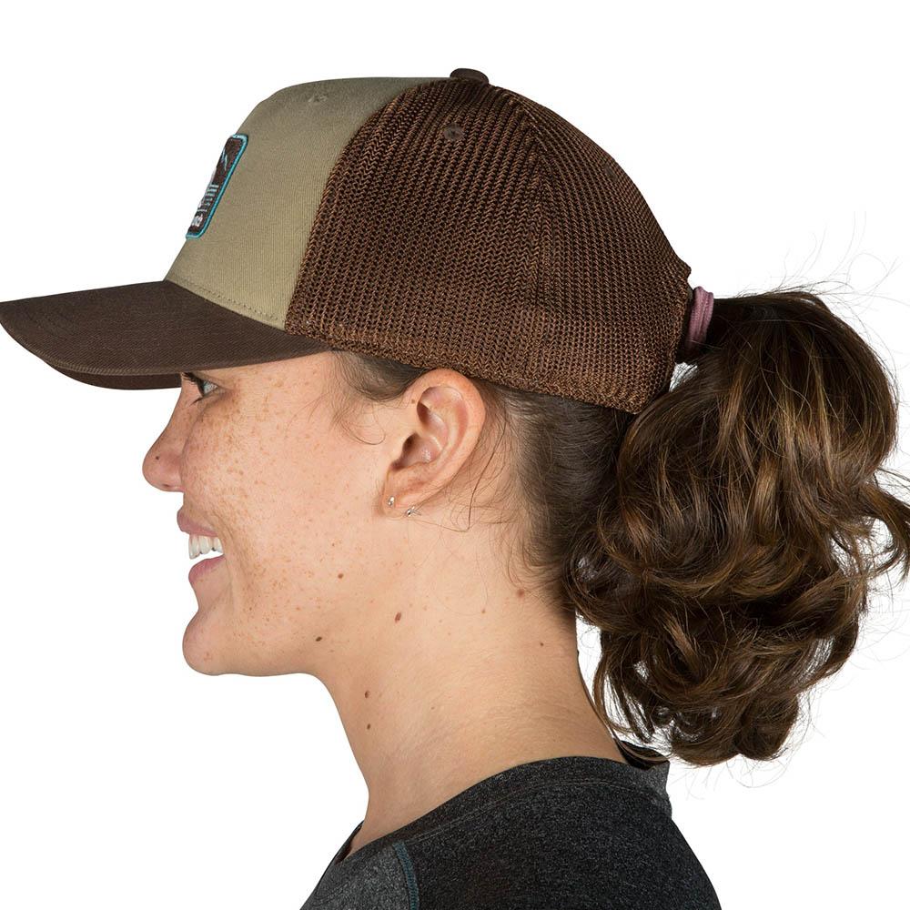 Кафява шапка с козирка Outdoor Research Advocate Trucker Cap Honey