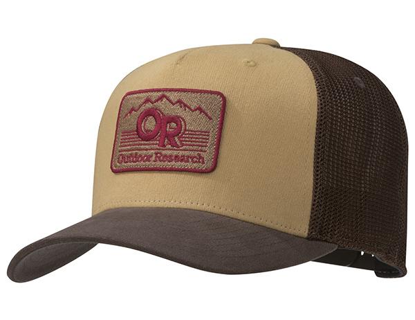 Шапка с козирка Outdoor Research Advocate Trucker Cap Honey