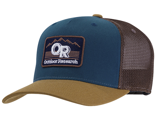 Шапка с козирка Outdoor Research Advocate Trucker Cap Saddle