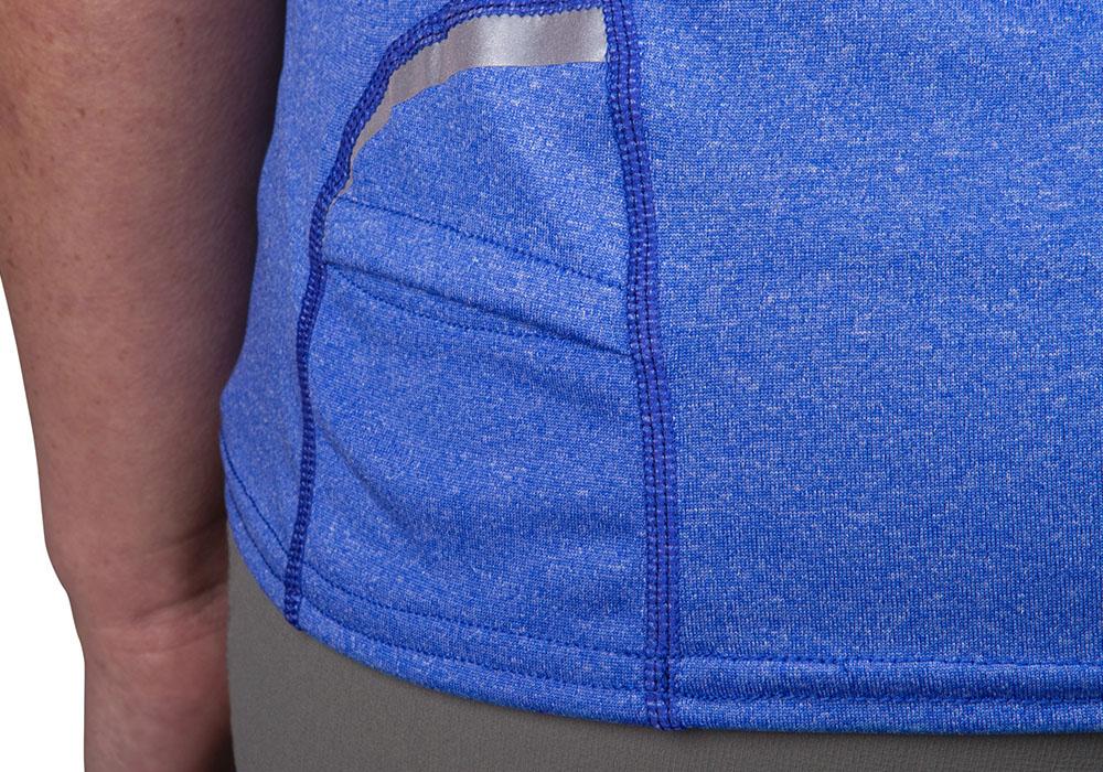 Джобче на дамска спортно-туристическа тениска Outdoor Research Ignitor SS Tee Batik