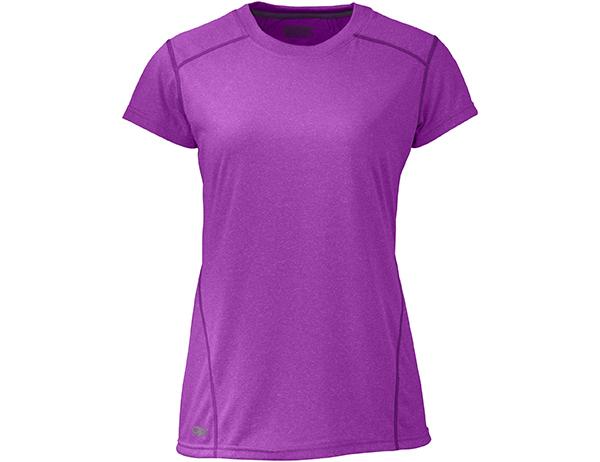 Дамска спортно-туристическа тениска Outdoor Research Ignitor SS Tee Ultraviolet