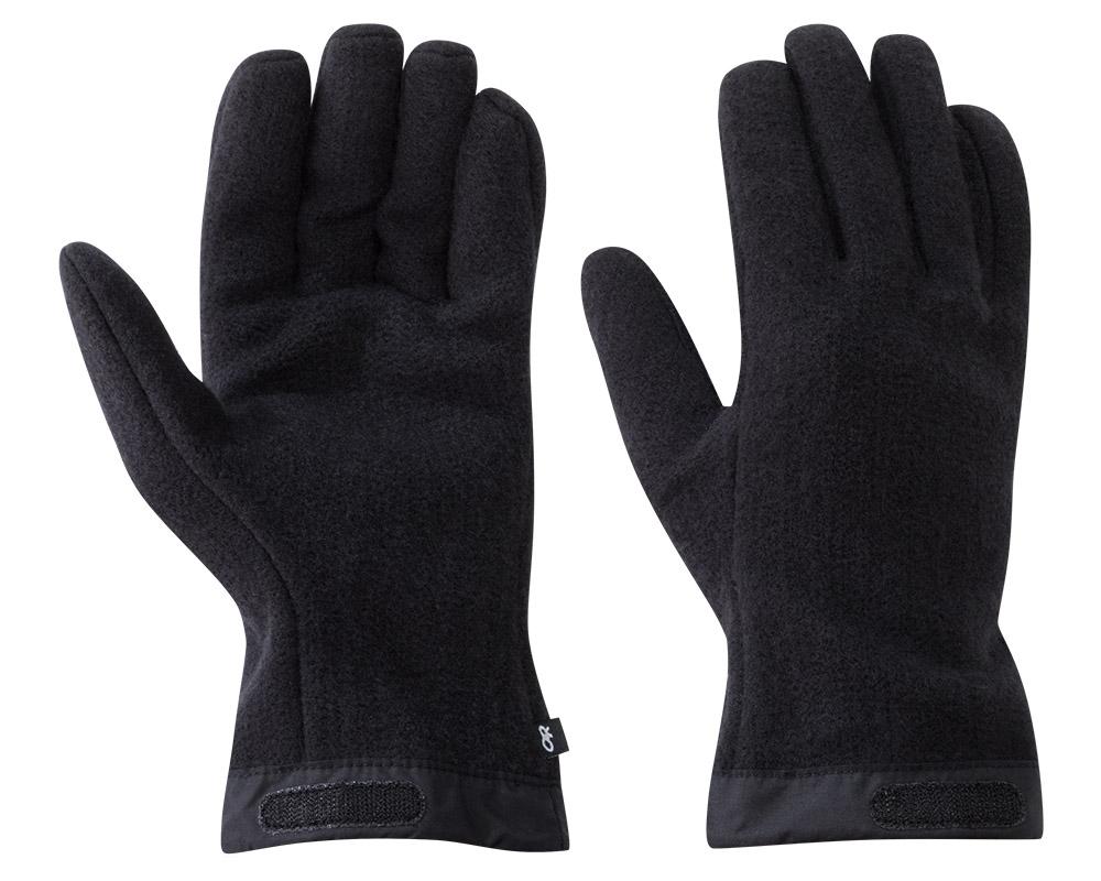 Вътрешни ръкавици за ски и алпинизъм Outdoor Research Luminary Sensor Gloves Coyote
