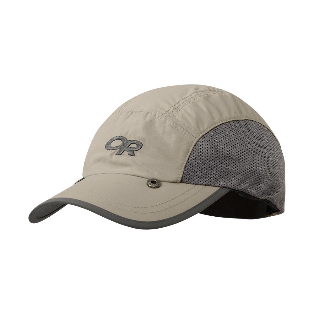 Туристическа шапка с пустинен шал Outdoor Research Sun Runner Cap Khaki