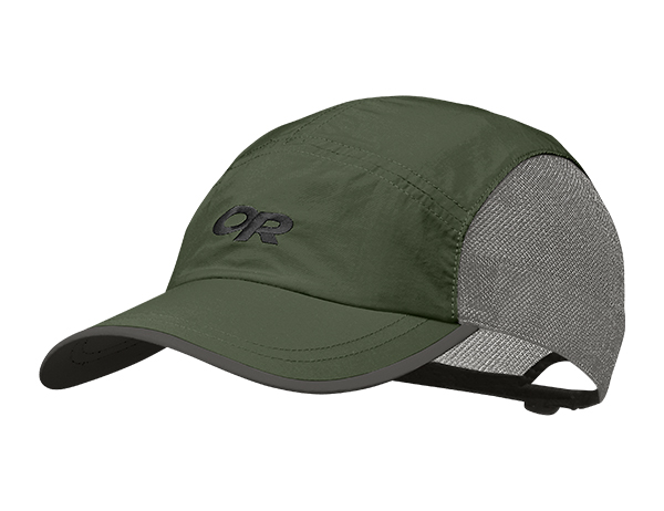 Шапка с козирка Outdoor Research Swift Cap Evergreen