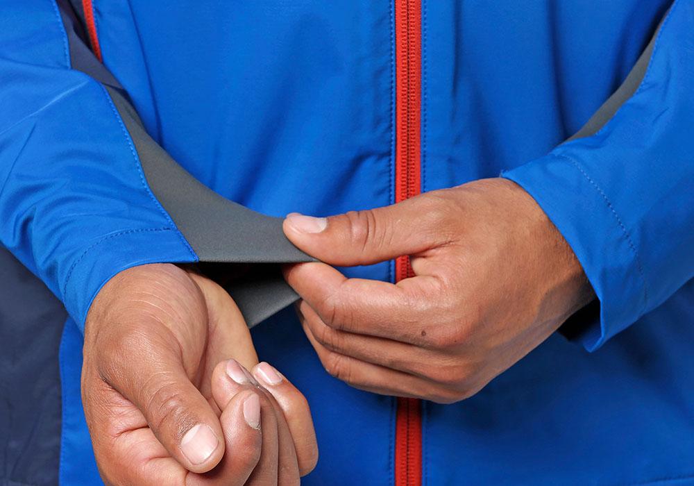Еластична материя на ръкавите софтшел яке Outdoor Research San Juan