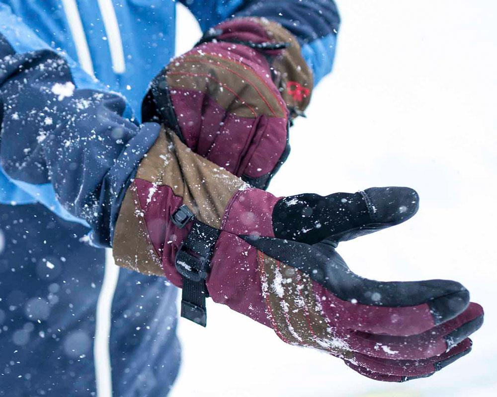Дамски ръкавици за ски Outdoor Research Southback Sensor Glove