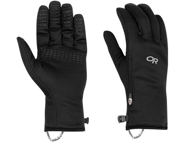 Мъжки ръкавици за туризъм и ежедневие Outdoor Research Versaliner Sensor Gloves Black