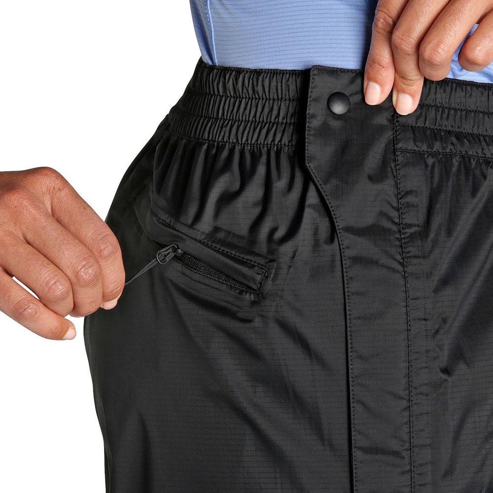Заден джоб дамски хардшел панталон Outdoor Research Apollo Rain Pants Black