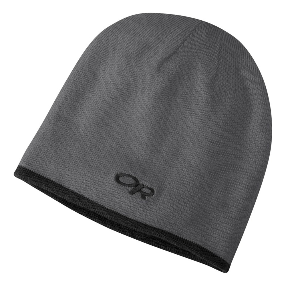 Отвътре Outdoor Research Booster Beanie Black/ Charcoal 2020