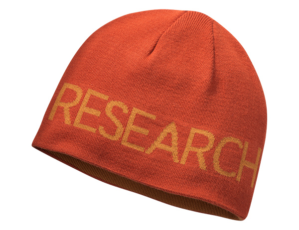Двулицева шапка Outdoor Research Booster Beanie Burnt Orange / Pumpkin 2020