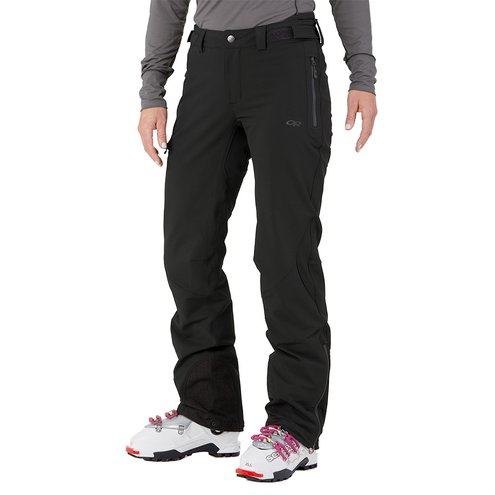 Дамски софтшел панталон Outdoor Research Cirque Pants II Black