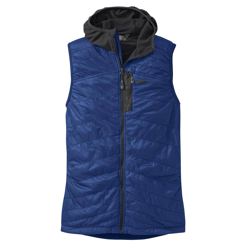 Мъжки поларен елек с качулка Outdoor Research Deviator Hooded Vest