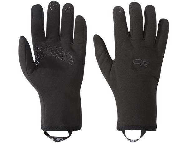 Ръкавици за туризъм Outdoor Research Waterproof Liners Black