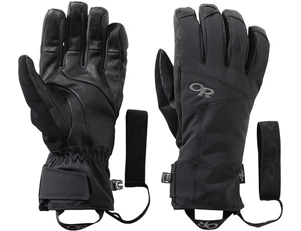 Ръкавици за ски и алпинизъм Outdoor Research Illuminator Sensor Gloves Black