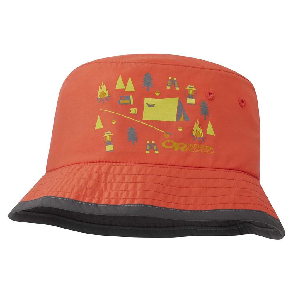 Детска шапка с периферия Outdoor Research Solstice Sun Bucket Bahama 2020