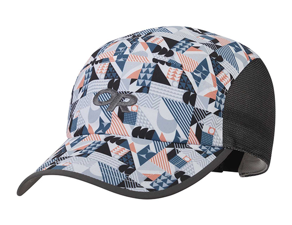 Шапка с козирка Outdoor Research Swift Cap Printed Geoshapes 2020