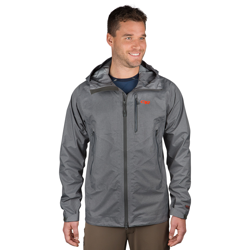 Front Outdoor Research Optimizer Jacket