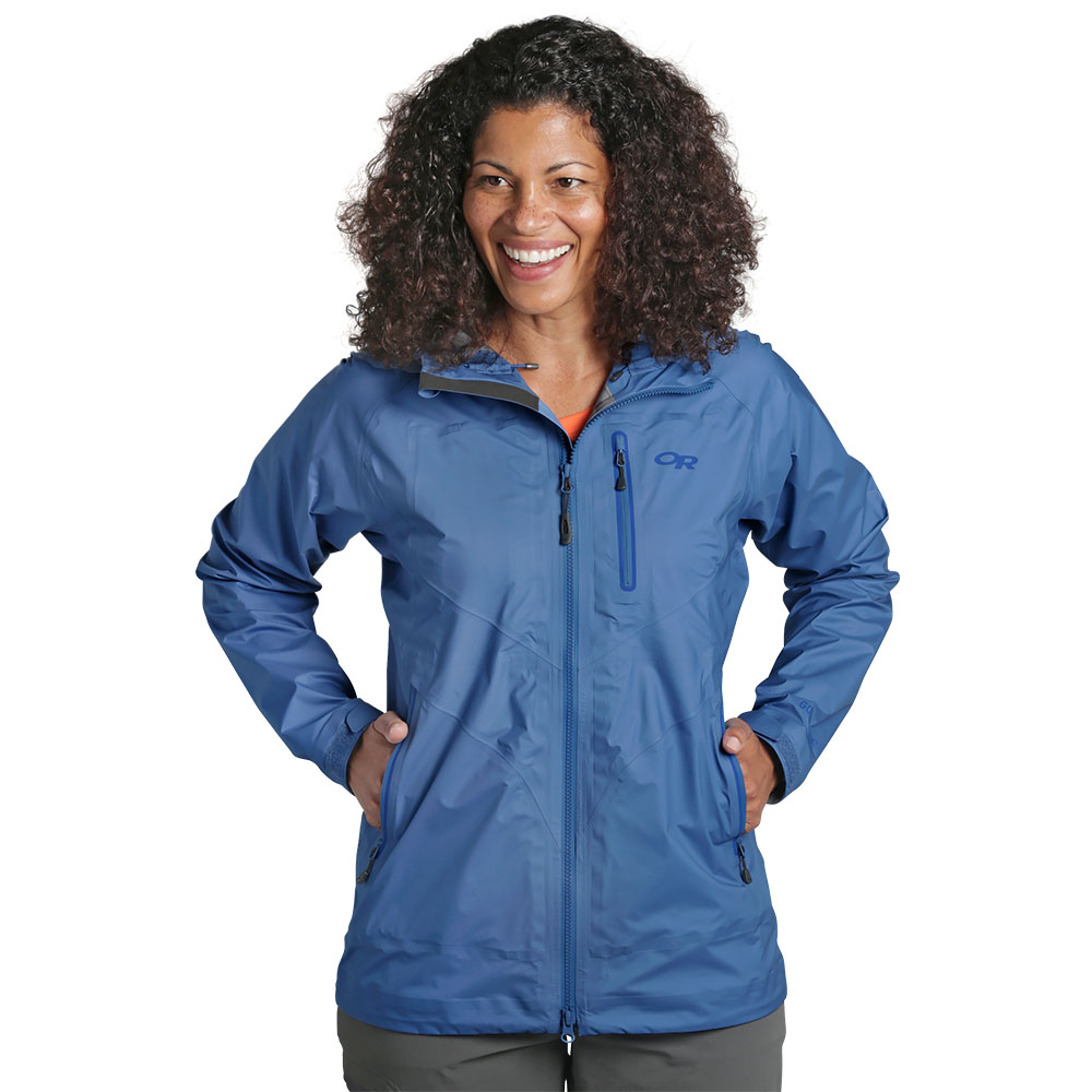 Front Outdoor Research Women Optimizer Jacket
