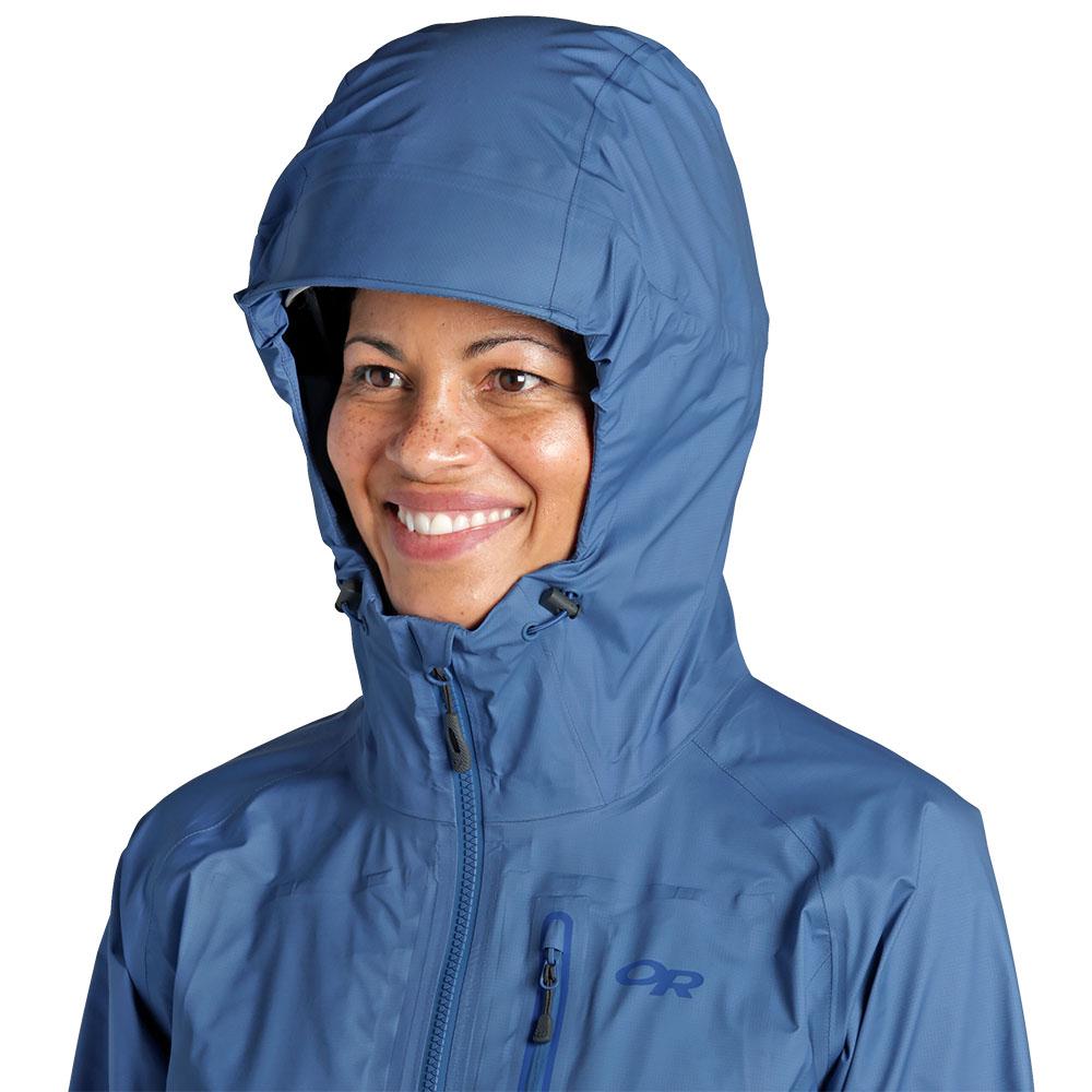Hood Outdoor Research Women Optimizer Jacket