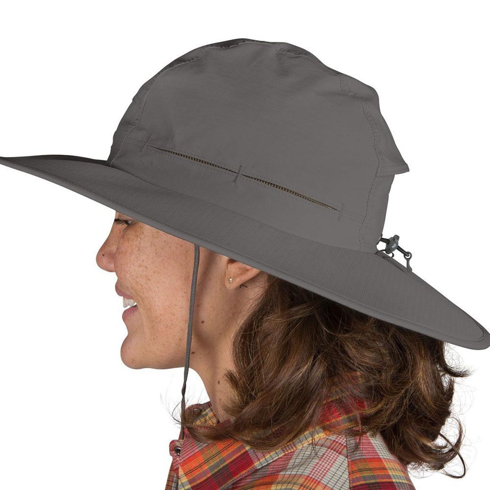 Страна на туристическа шапка с периферия Outdoor Research Sombriolet Sun Hat