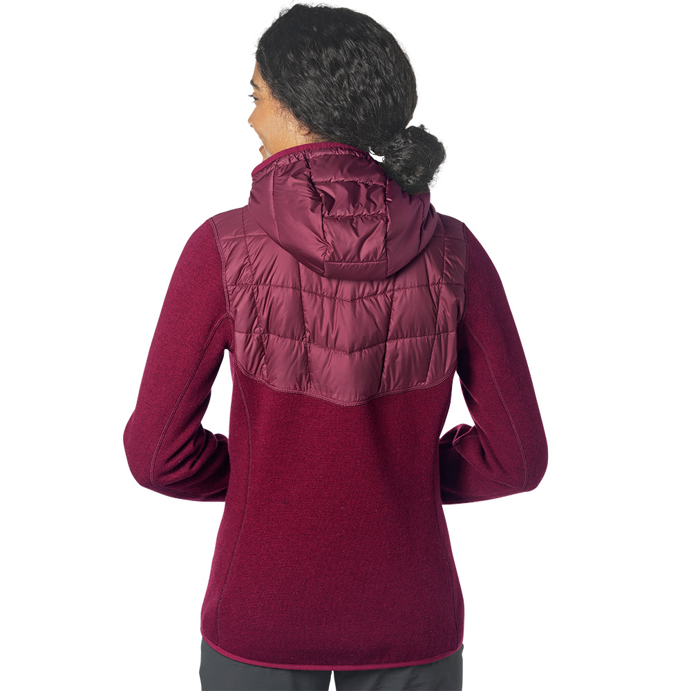 Back Outdoor Research Vashon Hybrid Full-Zip Zin 2020