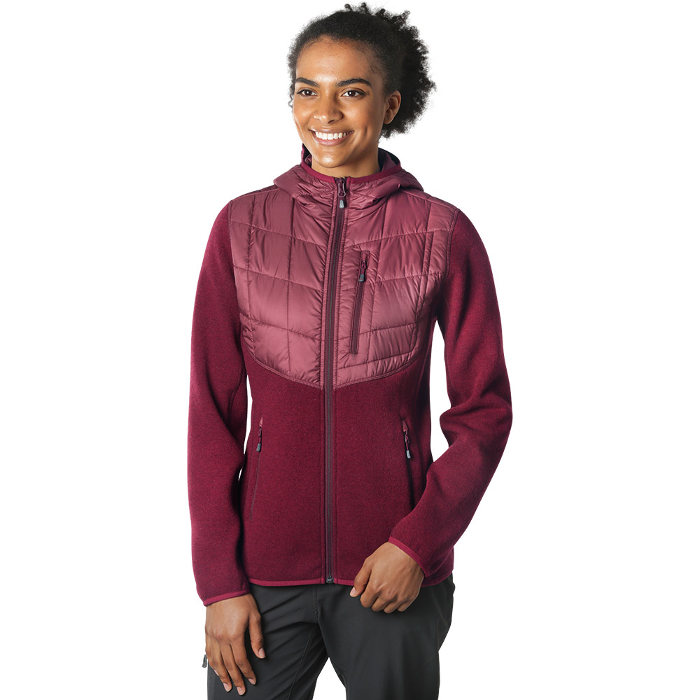 Face Outdoor Research Vashon Hybrid Full-Zip Zin 2020