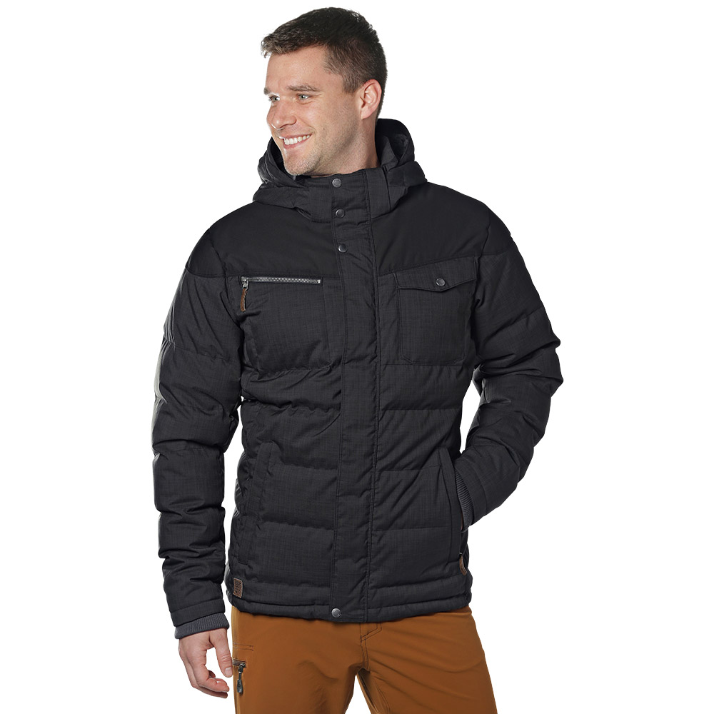 Облечено пухено яке Outdoor Research Whitefish Down Jacket