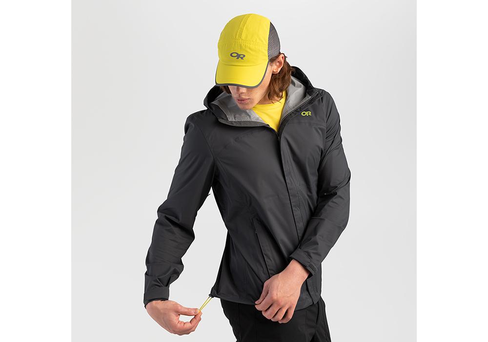 Мъжко хардшел яке Outdoor Research Apollo Stretch Rain Jacket