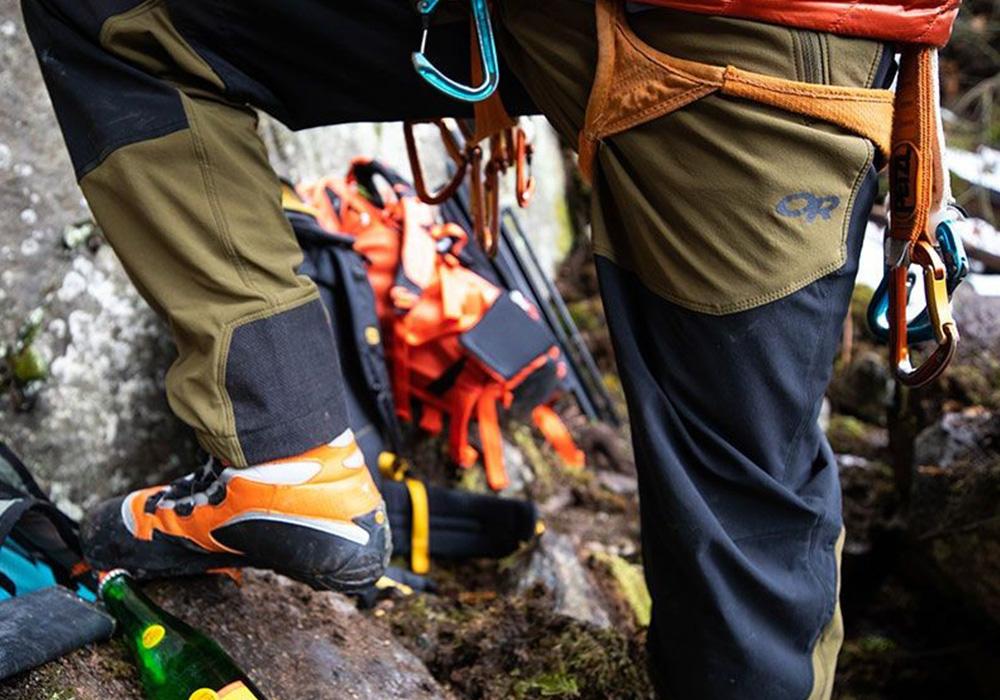Катерене с туристически панталон Outdoor Research Cirque Lite Pants