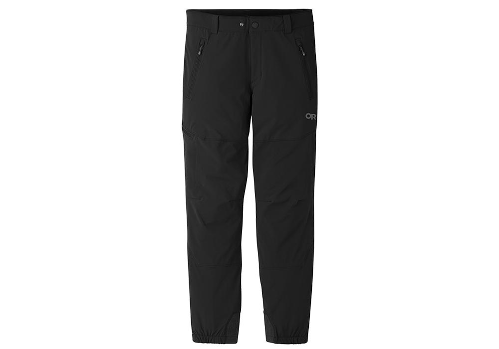 Мъжки туристически панталон Outdoor Research Cirque Lite Pants Black 2021