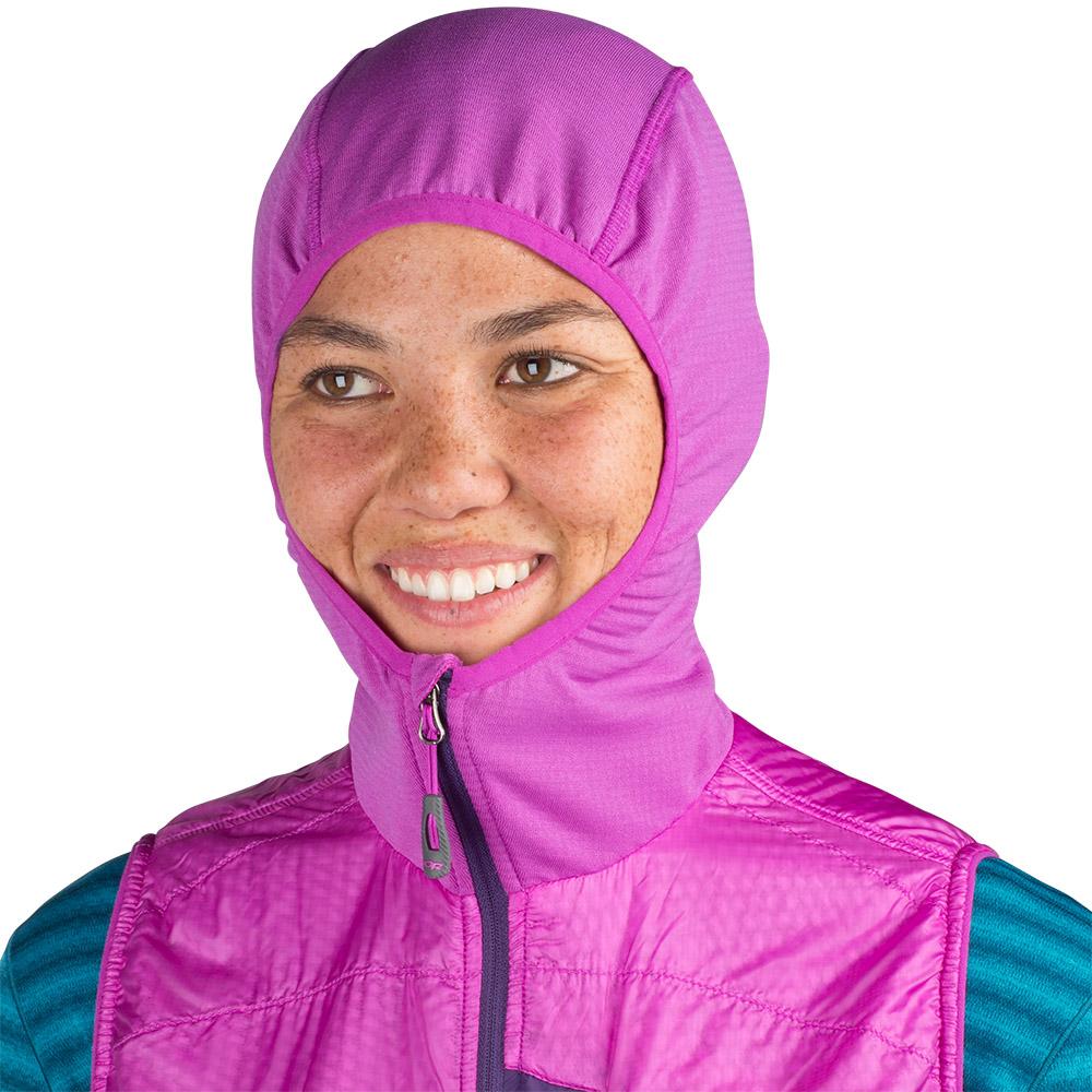 Hood Outdoor Research Deviator Hooded Vest Ultraviolet 2021