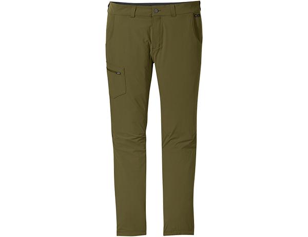 Мъжки софтшел панталон Outdoor Research Ferrosi Pants Loden 2021
