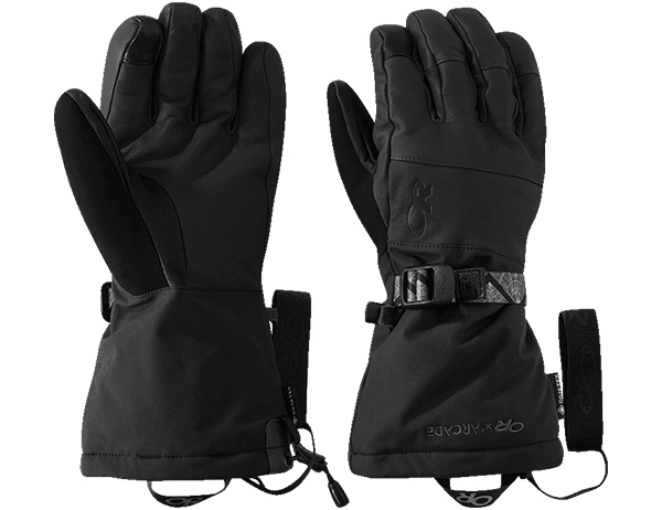 Outdoor Research Men's Carbide Sensor Gloves Black / Storm