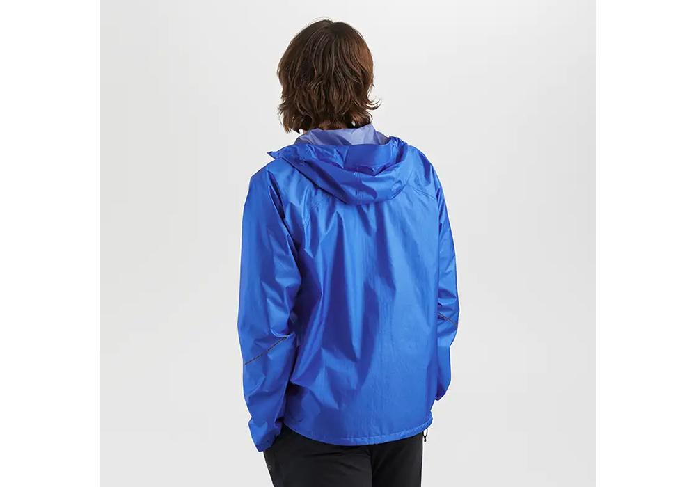 Outdoor Research Helium Rain Jacket Azure