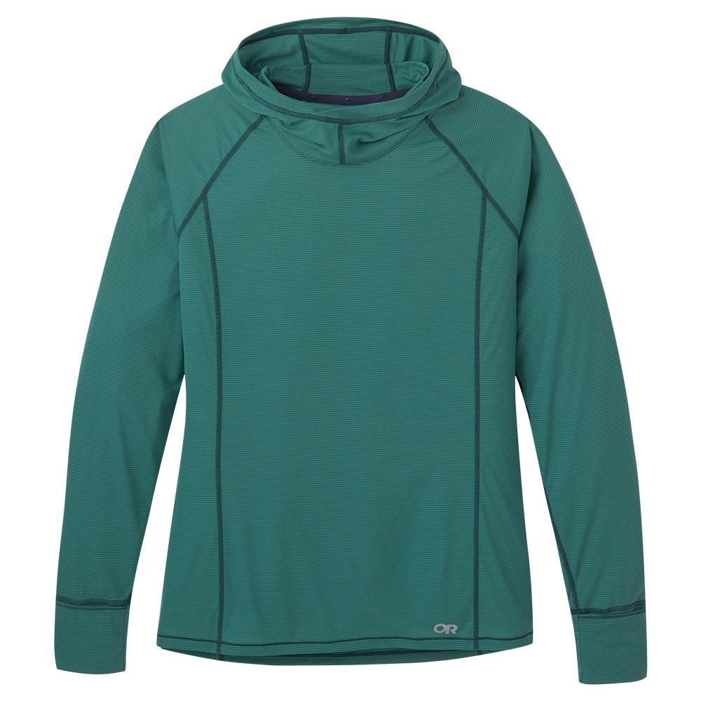 Дамска спортна блуза с дълъг ръкав и качулка Outdoor Research Echo Hoody