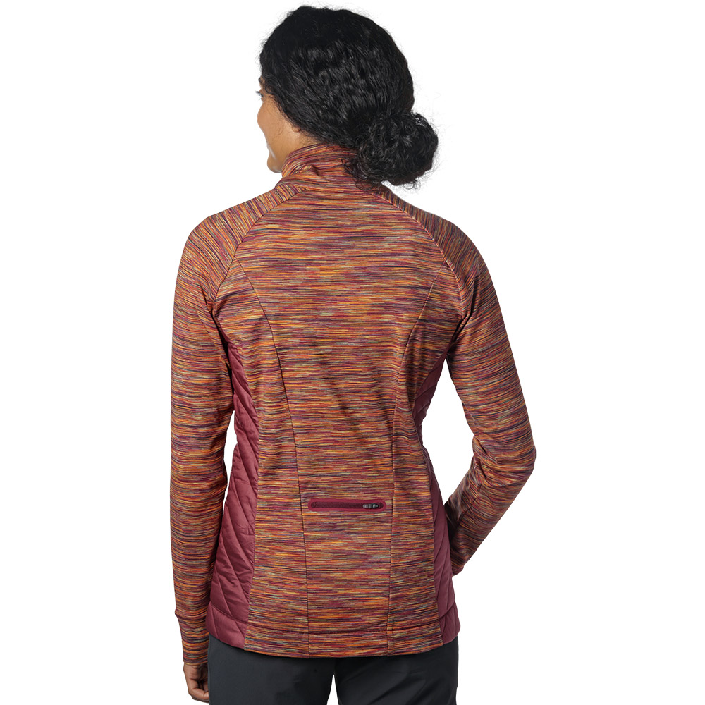 Back Outdoor Research Melody Hybrid Full Zip