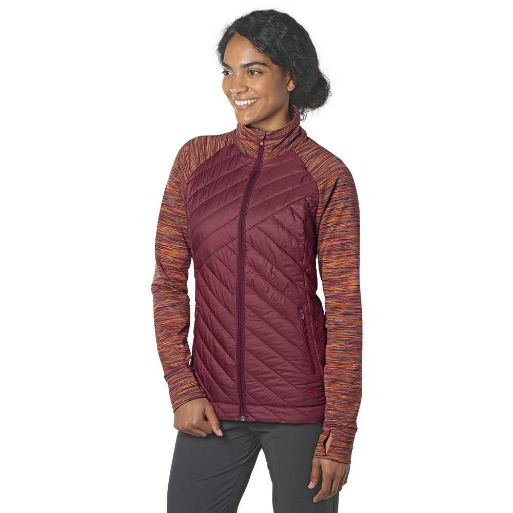 Front Outdoor Research Melody Hybrid Full Zip