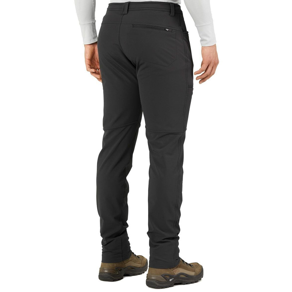 Гръб на Outdoor Research Methow Pants Black 2021
