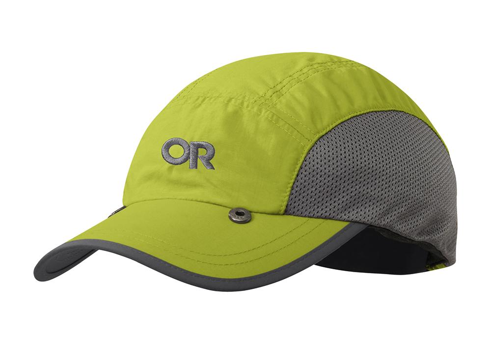 Туристическа шапка с пустинен шал Outdoor Research Sun Runner Cap Zinger 2021