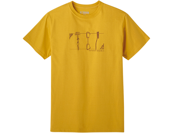 Outdoor Research Toolkit Tee Beeswax 2021