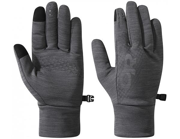 Дамски ръкавици за туризъм Outdoor Research Vigor Midweight Sensor Gloves Charcoal Heather