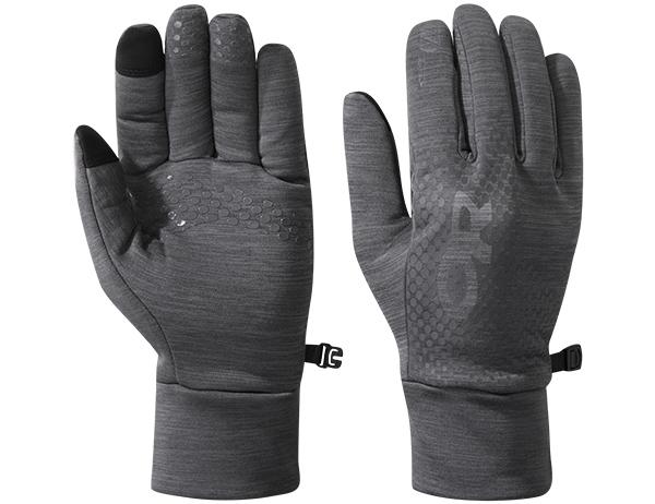 Outdoor Research Men's Vigor Midweight Sensor Gloves Charcoal Heather