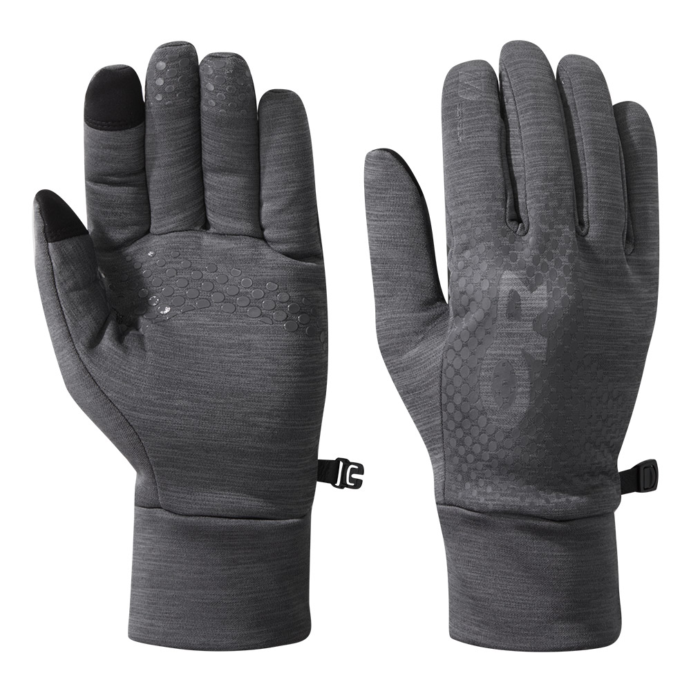 Outdoor Research Men's Vigor Midweight Sensor Gloves Charcoal Heather