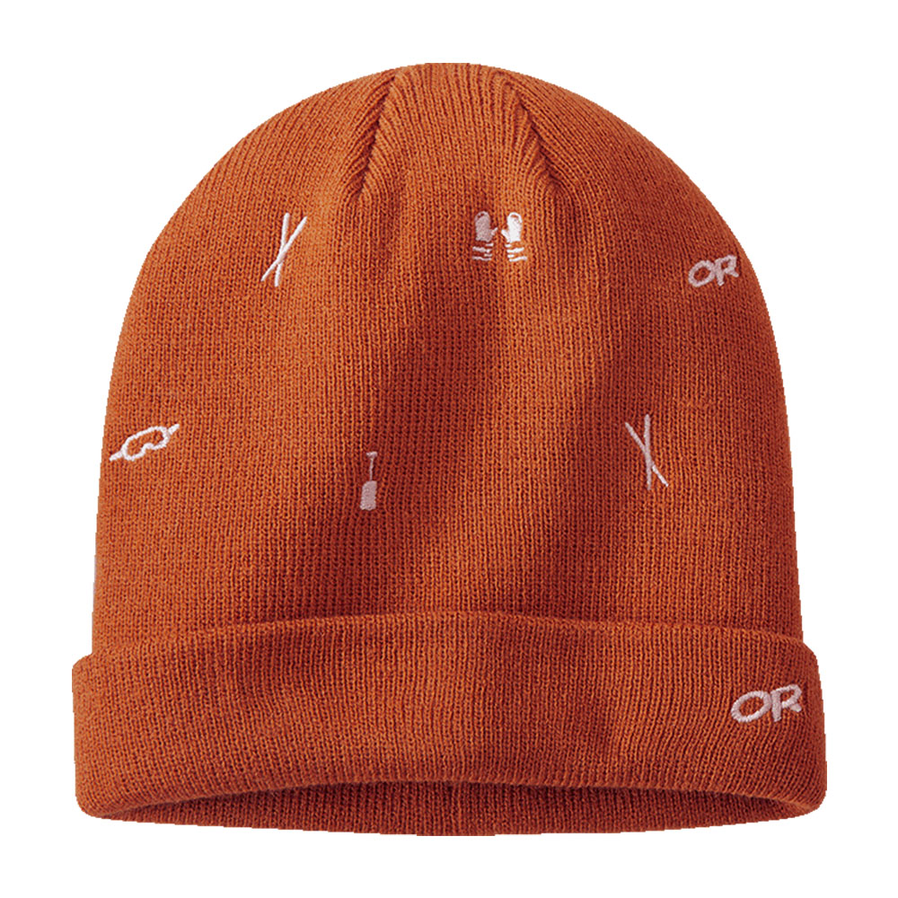Детска зимна шапка Outdoor Research Kids Yardsale Beanie Alpenglow