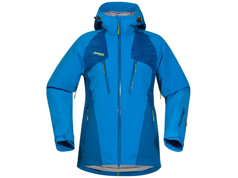 Дамско ски яке Bergans Oppdal Insulated Lady Jacket на манекен