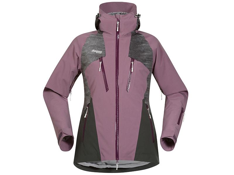 Дамско хардшел ски яке Bergans Oppdal Lady Jacket голяма снимка
