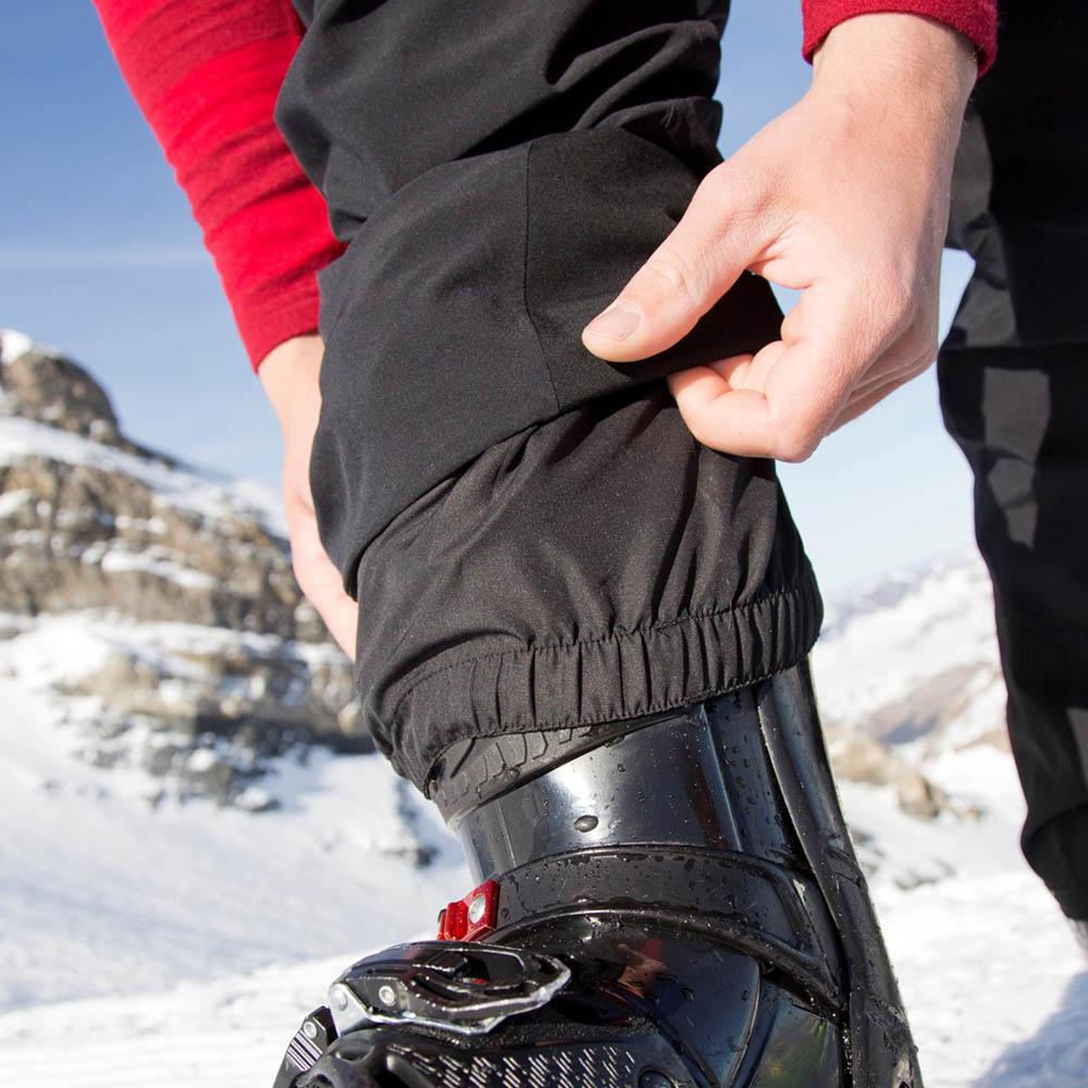 Със ски обувки мъжки ски панталон с изолация Bergans Oppdal Insulated Pants