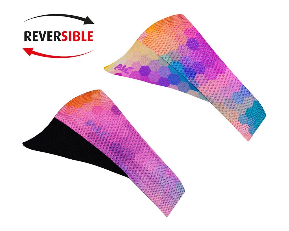 Лента за глава с козирка PAC Ultra Visor Naclan вътрешен и външен цвят