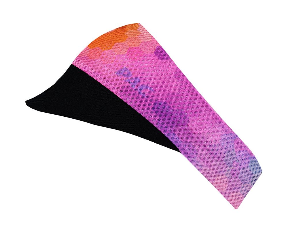 Лента за глава с козирка PAC Ultra Visor Naclan вътрешен цвят